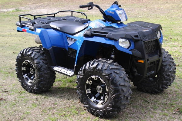 Polaris или Arctic Cat