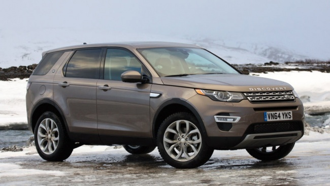 Land Rover Discovery Sport или Audi Q5