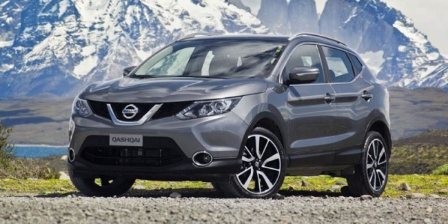 Nissan Qashqai или Volvo V40 Cross Country