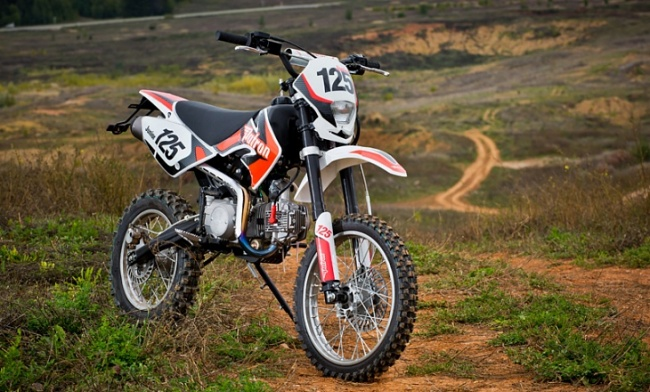 PATRON JUNIOR 125 ENDURO