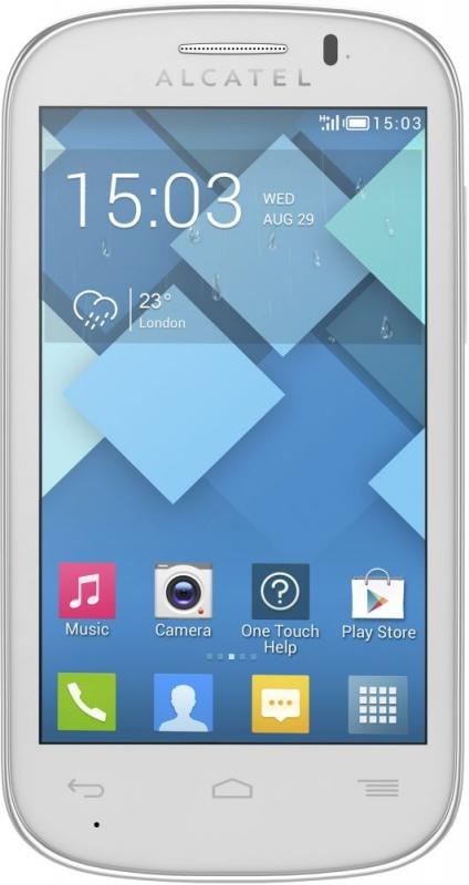 Телефон  ALCATEL ONE TOUCH POP C3 4033D