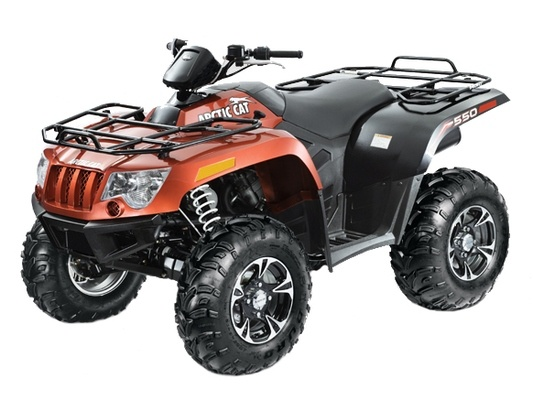 опрос Arctic Cat