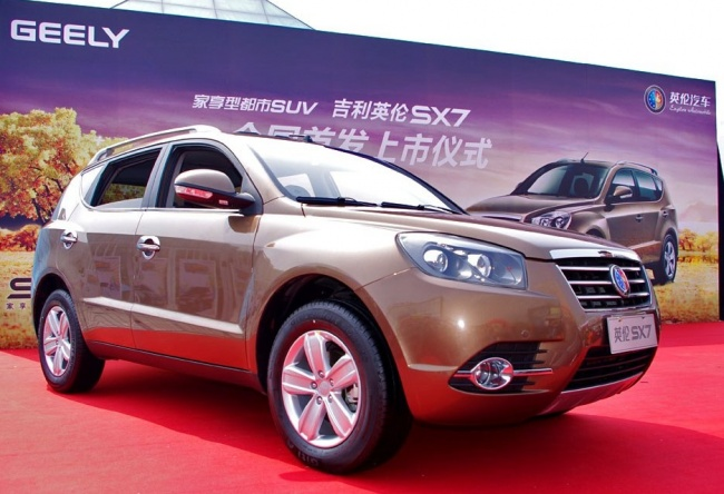 Geely или Lifan