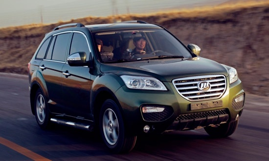 Lifan или Geely